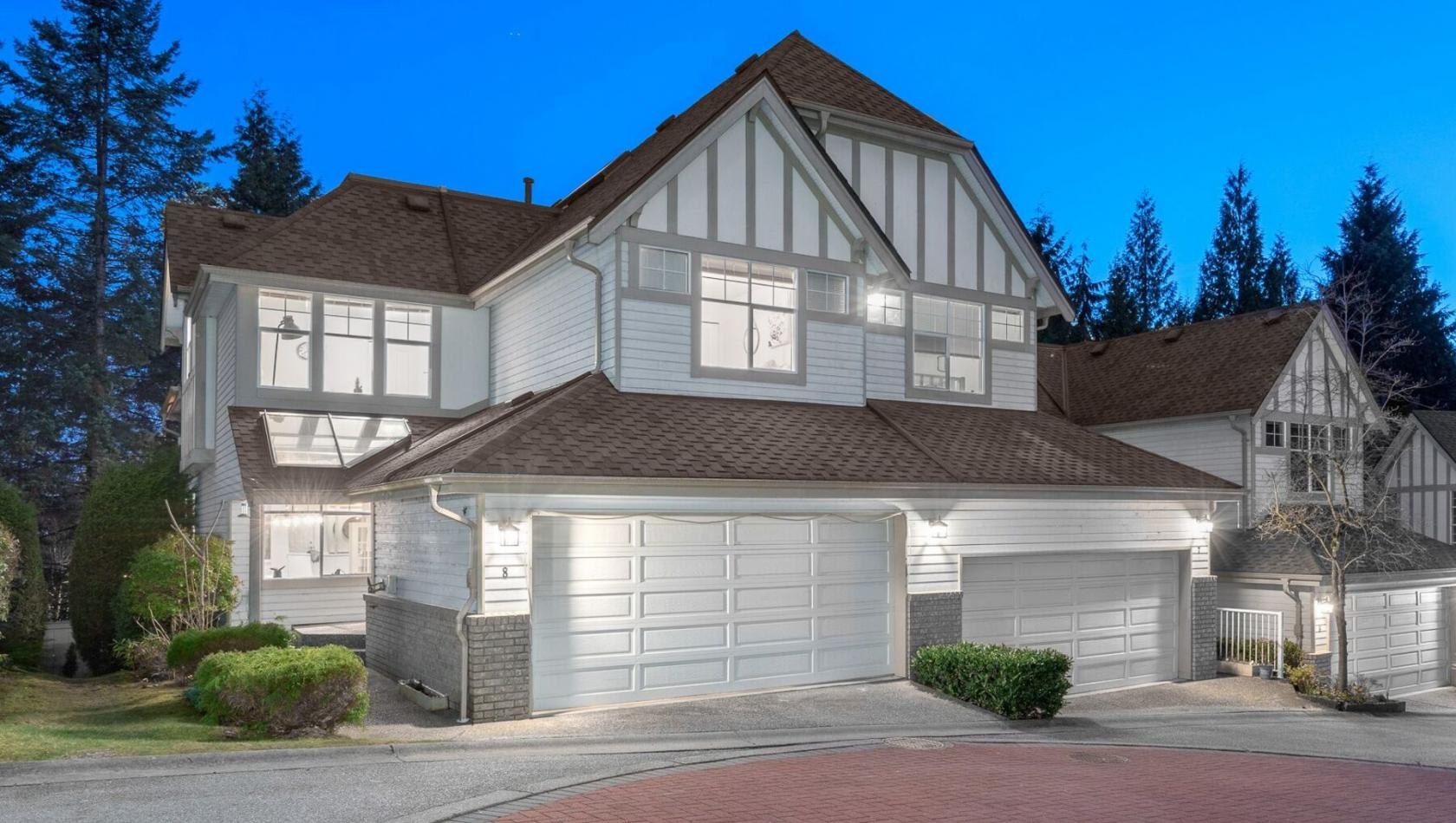 8 - 1 Aspenwood Drive, Heritage Woods PM, Port Moody